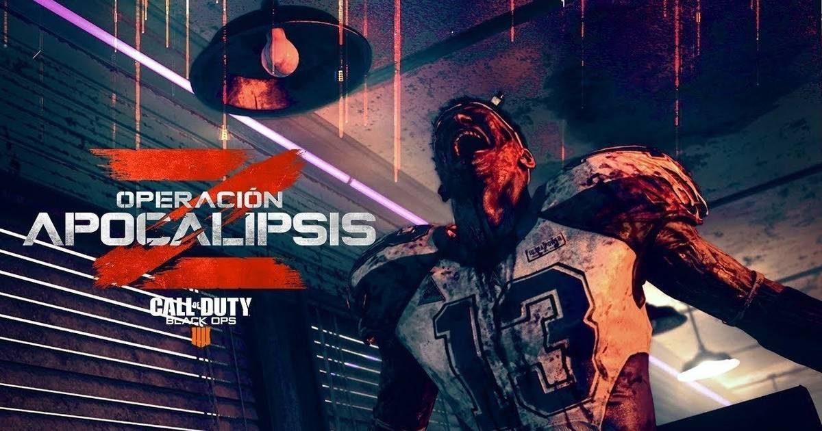 Operación Apocalipsis Z abre una nueva temporada de Call of Duty