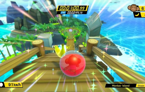 Anunciado Super Monkey Ball para Switch, PS4, Xbox One y Steam