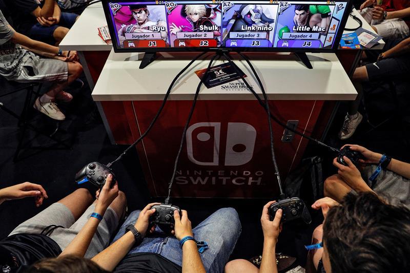 Las grandes novedades de Nintendo llegan a Gamepolis de Málaga