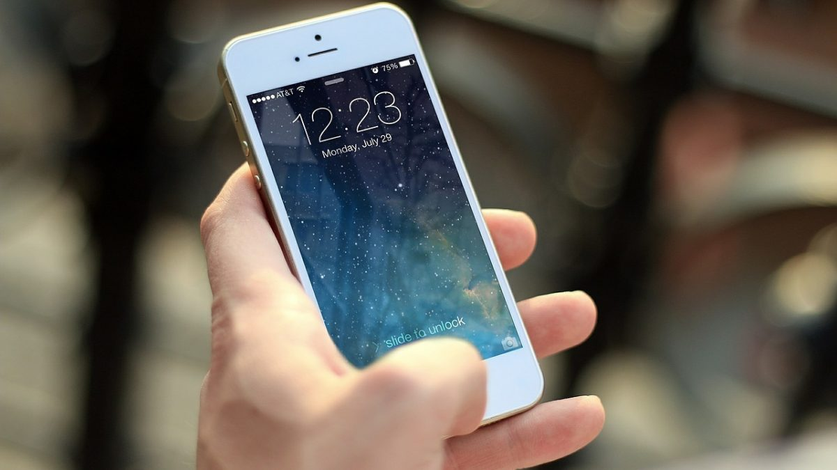 El móvil, una forma de controlar la correcta cuarentena