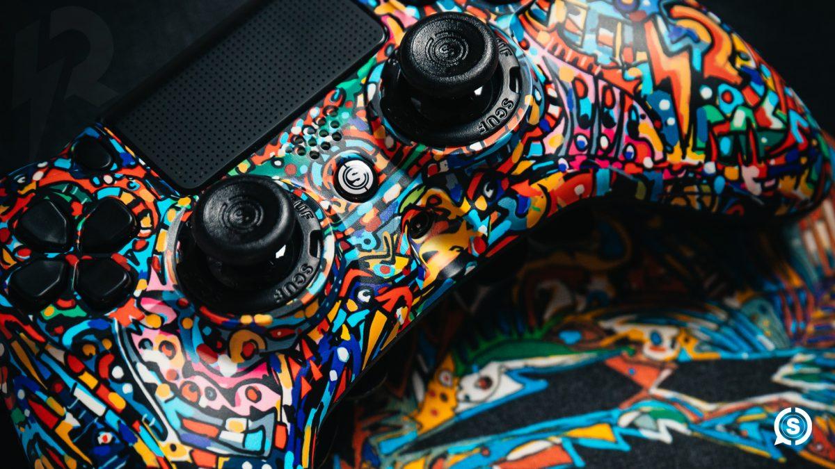 Scuf Gaming lanza el mando con más personalidad con Pow3r y Gemello