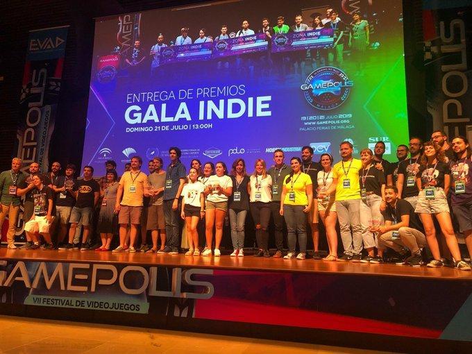 Gamepolis se despide premiando los mejores videojuegos de 2019