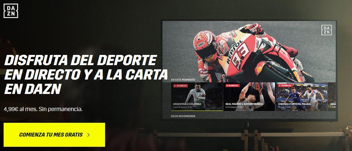Eurosport estará disponible en Playstation4 a través de Dazn