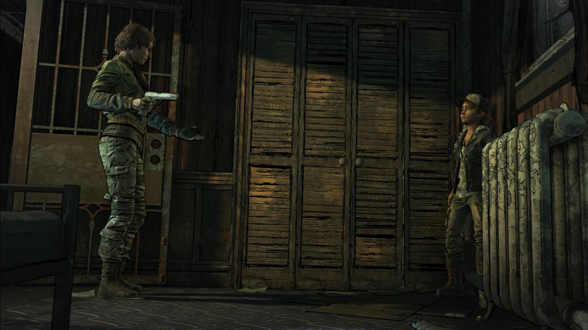 No te pierdas el nuevo tráiler de The Walking Dead: The Telltale Definitive Series