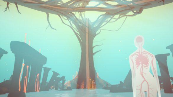 El videojuego español Etherborn