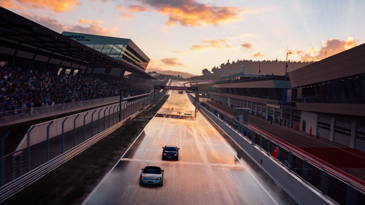 López y Romero estrenan su casillero de victorias en el Campeonato de Gran Turismo