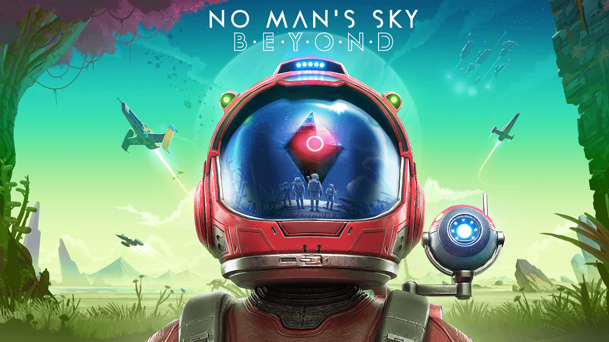 Disponible No Man's Sky Beyond, la actualización para PlayStation®VR