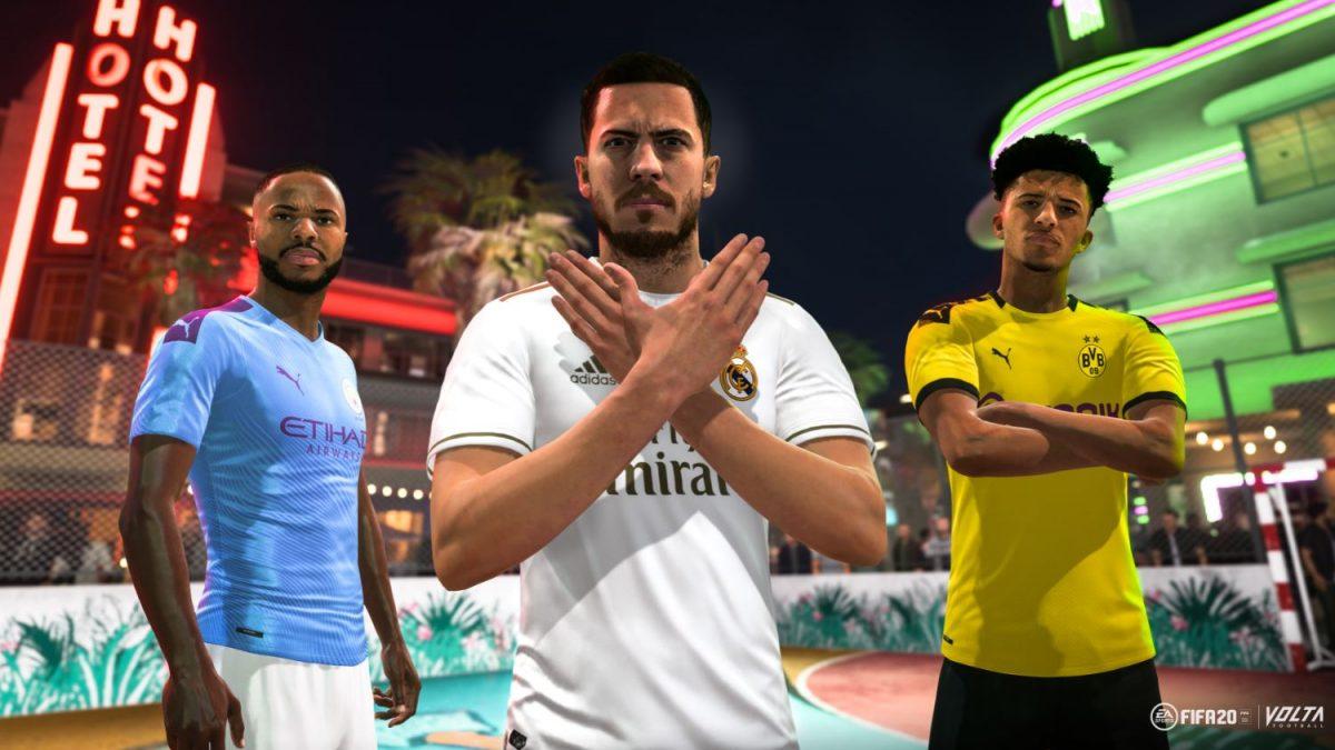 EA SPORTS ofrece nuevos detalles de Volta, el nuevo modo de urbano de FIFA