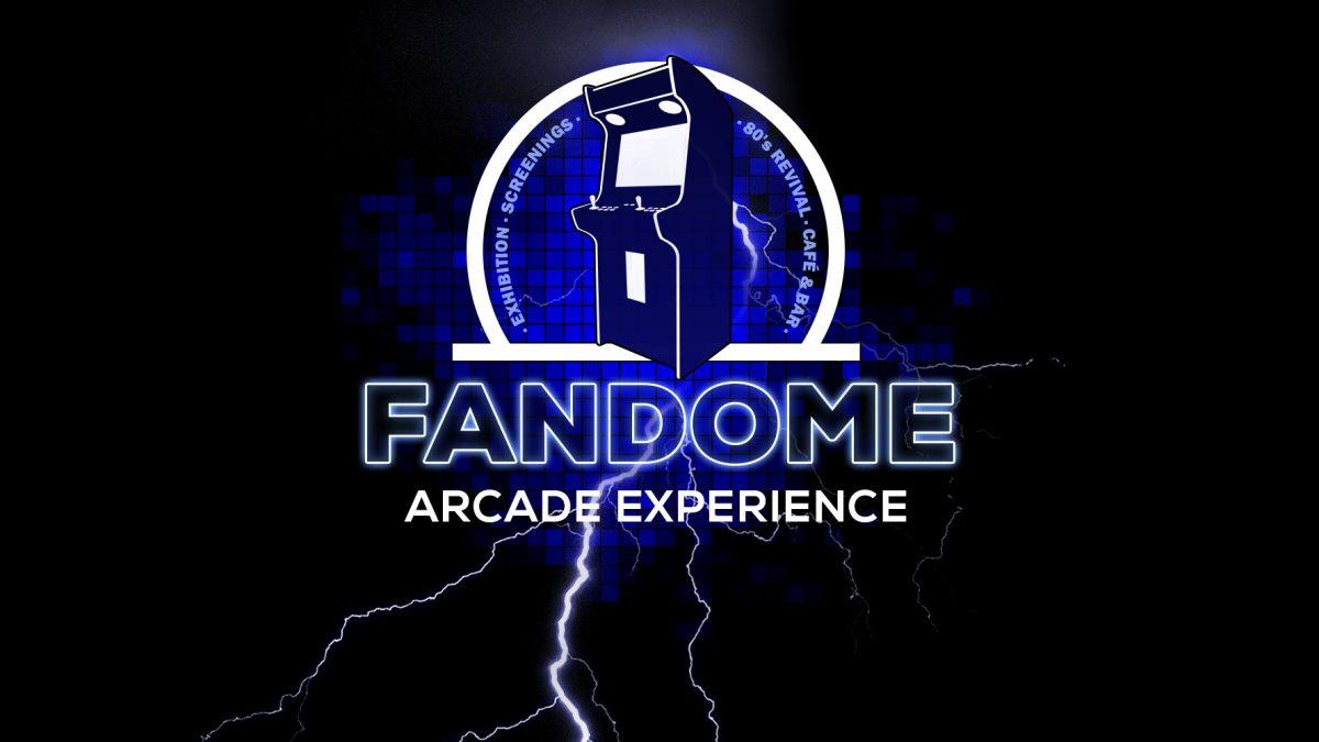 Fandome Arcade Experience: cine y videojuegos para revivir los ochenta