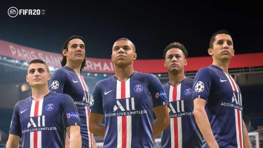 El París Saint-Germain renueva su contrato con EA SPORTS hasta 2024