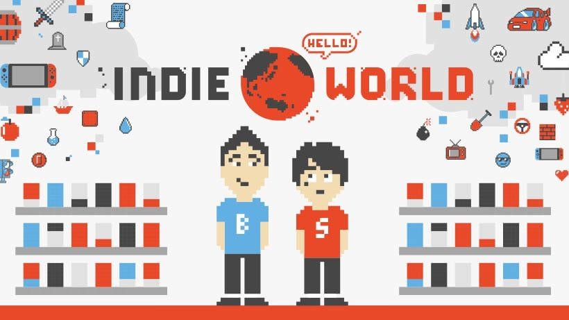 El lunes 19 de agosto, nueva presentación de 'Indie World'