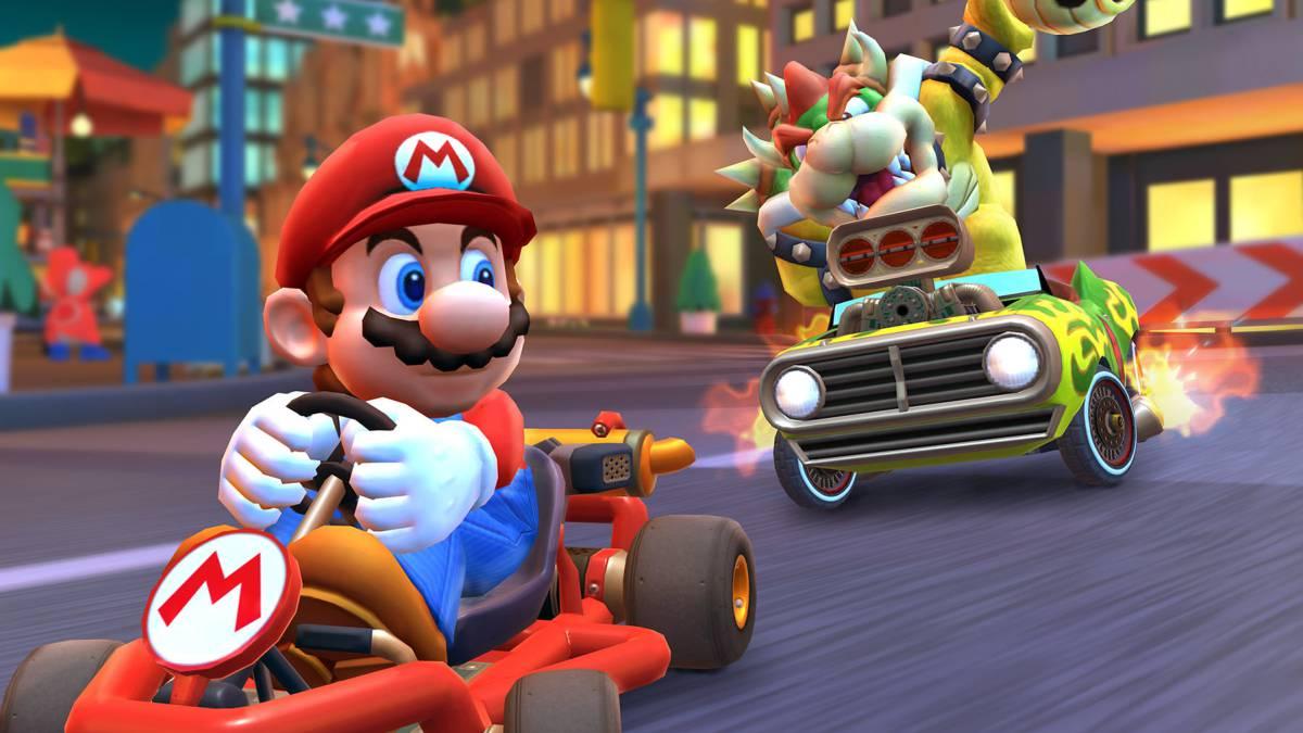 'Mario Kart Tour' consigue más de 20 millones de descargas en 24 horas