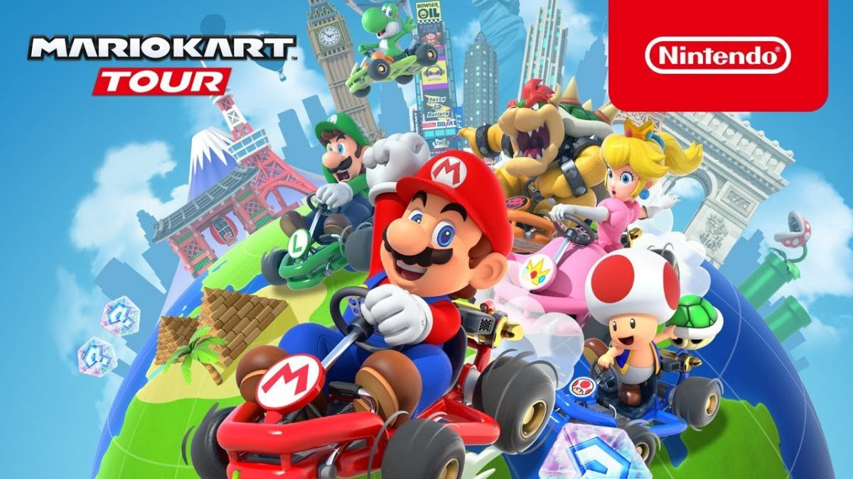 Mario Kart Tour, ya disponible para móviles
