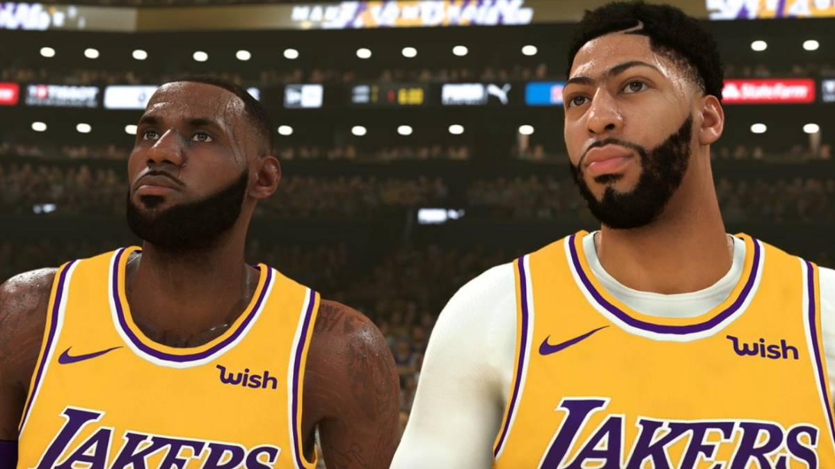 Disponible la actualización de la demo de NBA 2K20