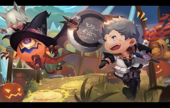 Final Fantasy XIV Online trae su evento de Halloween 'All Saints' Wake'