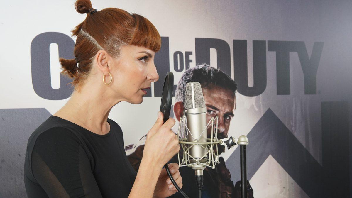 Najwa Nimri da voz a un personaje de Call of Duty: Modern Warfare