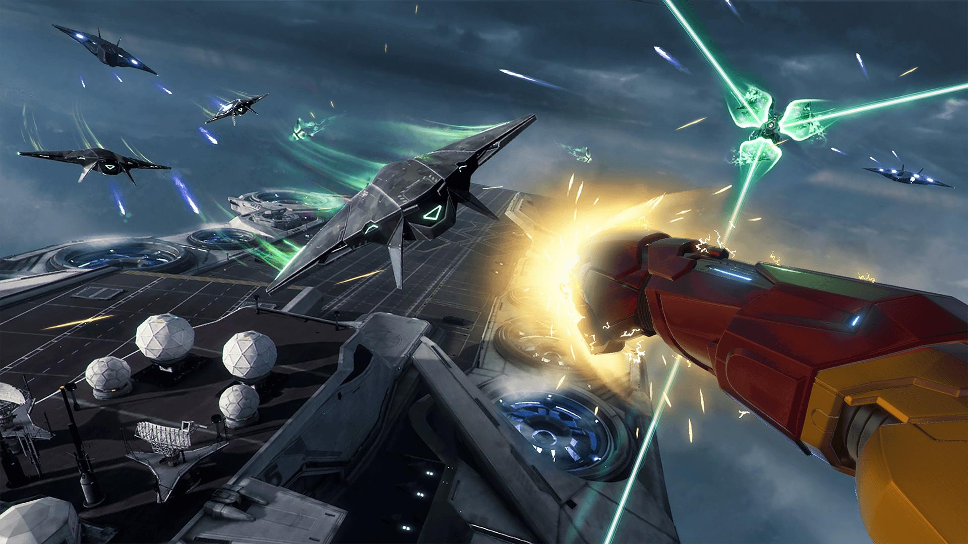 MARVEL's Iron Man VR saldrá a la venta el próximo 28 de febrero