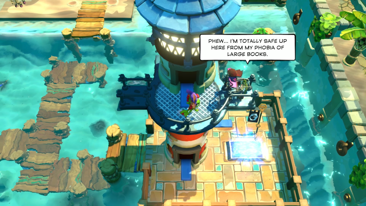 El nuevo videojuego de Nintendo Switch recupera las plataformas