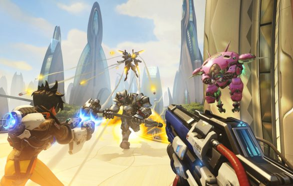 La Legendary Edition de Overwatch llega a Nintendo Switch