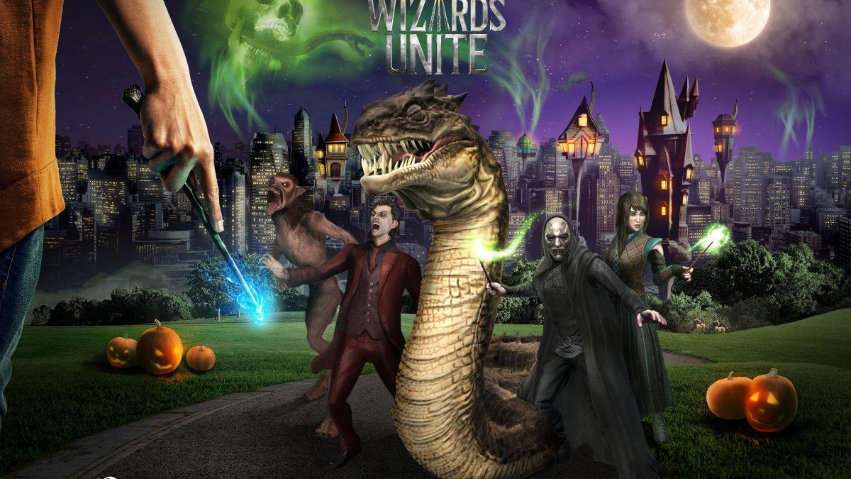 Comienza el Mes de las Artes Oscuras en Harry Potter: Wizards Unite