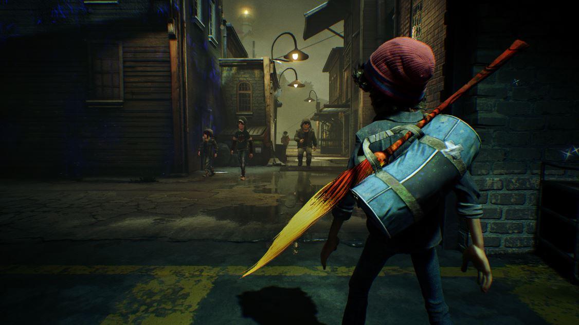 Concrete Genie llega en exclusiva para PlayStation 4 y VR