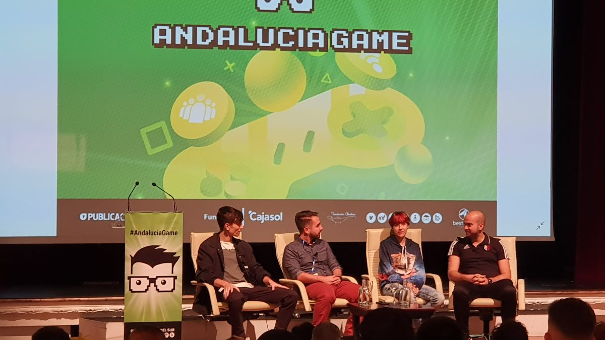 Casi 10.000 personas visitan Andalucía Game en la Fundación Cajasol