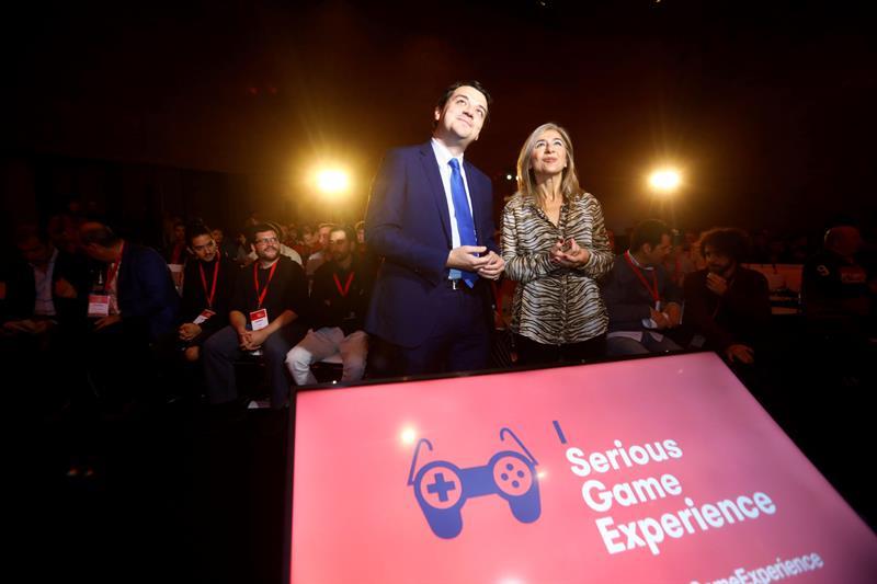 Del Pozo cree que los videojuegos servirán para canalizar la cultura