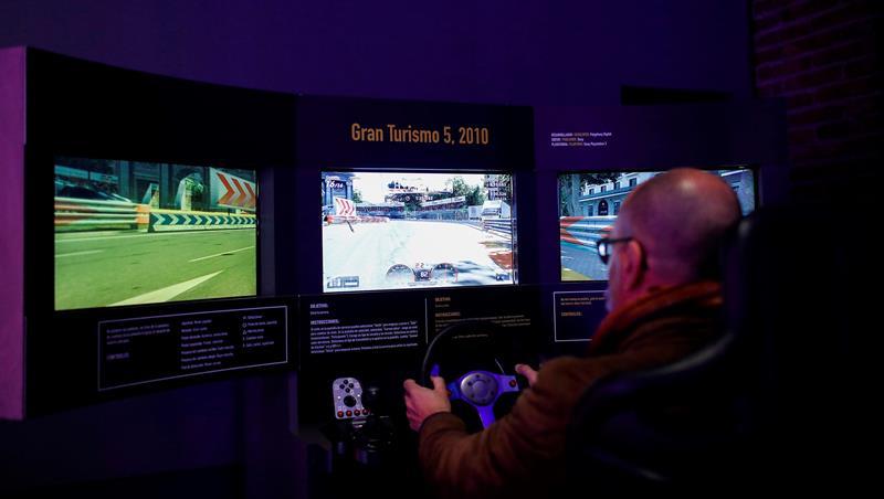 «Game on»: el videojuego entre la nostalgia y la cultura