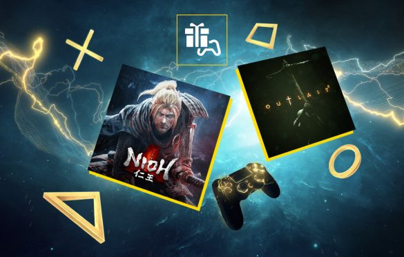Nioh, Outlast 2 y Strikers Edge, gratis en noviembre en PlayStaton Plus