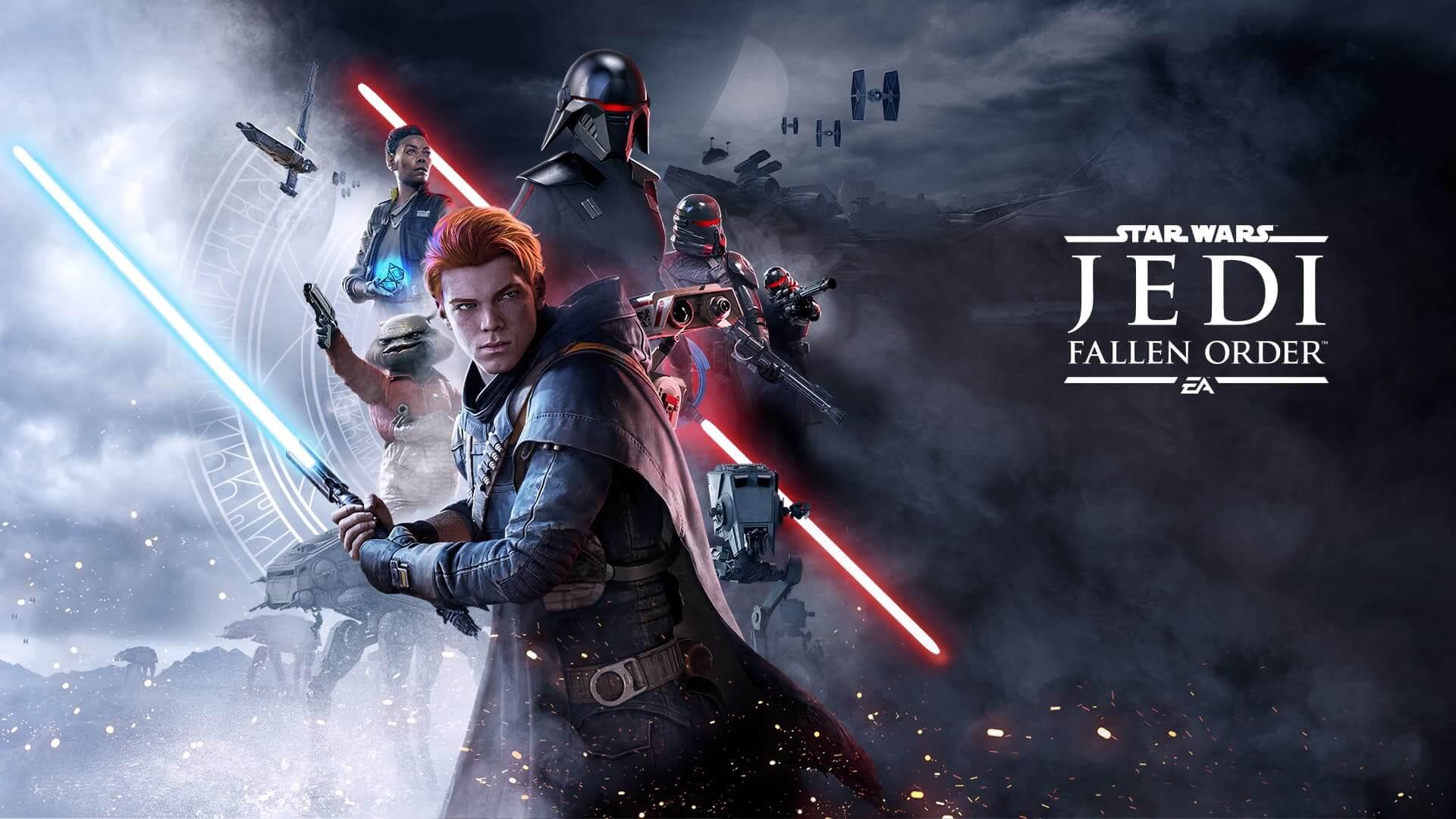 Star Wars Jedi: Fallen Order', la Fuerza llega a los videojuegos