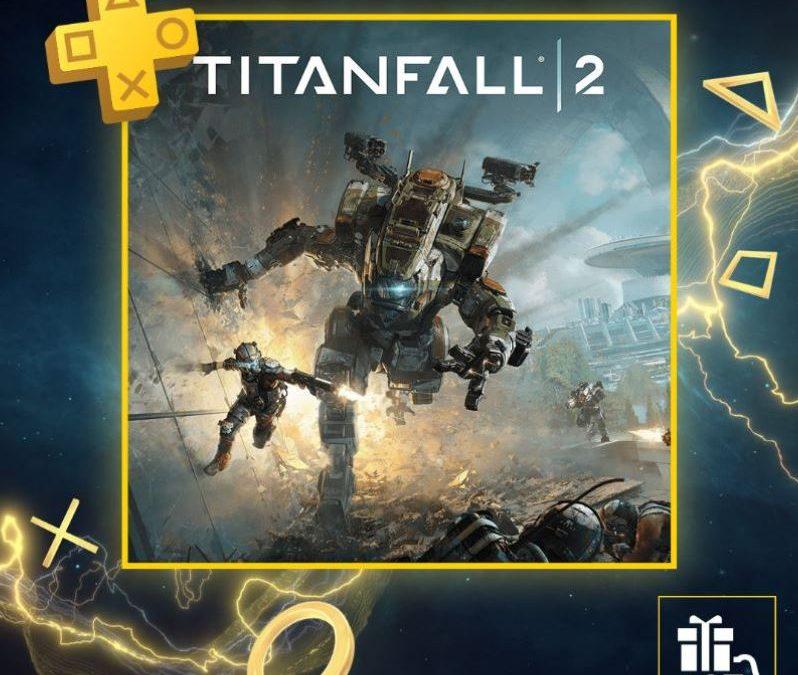 Titanfall 2 aterriza en los juegos de diciembre de PlayStation Plus