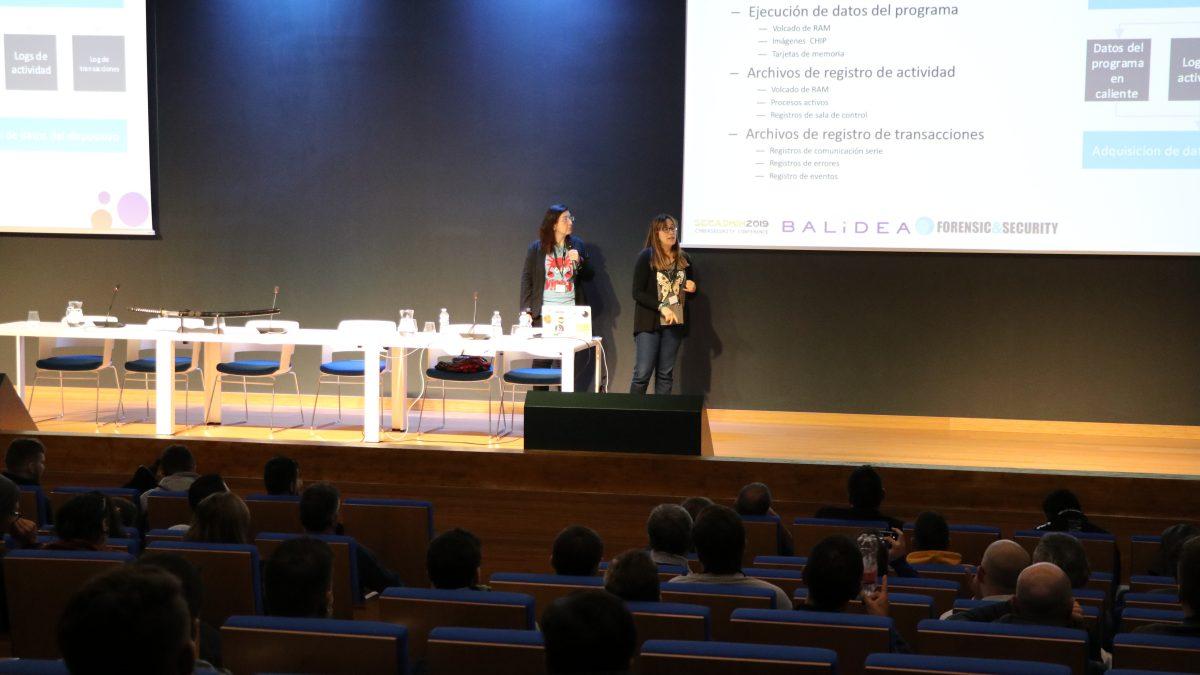 El Congreso de Ciberseguridad Sec Admin incluyó un amplio programa de conferencias y talleres