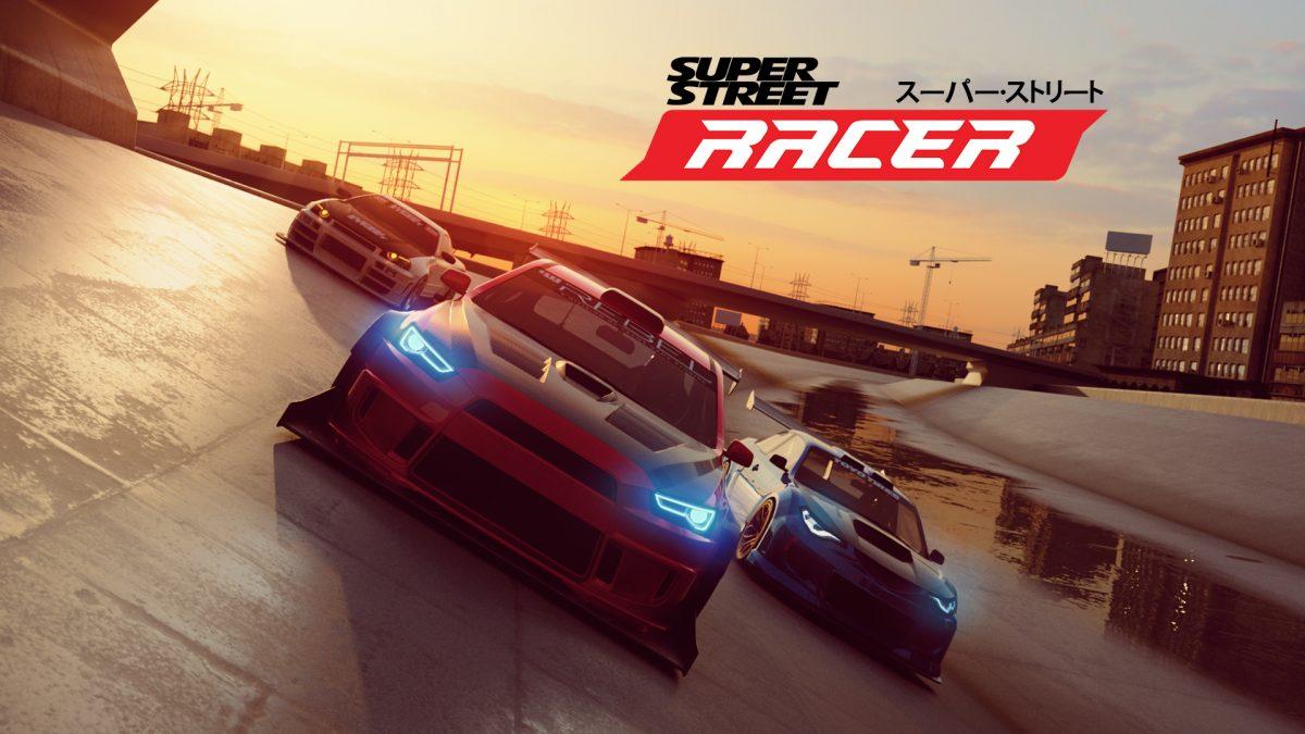 Super Street: Racer llega para Nintendo Switch