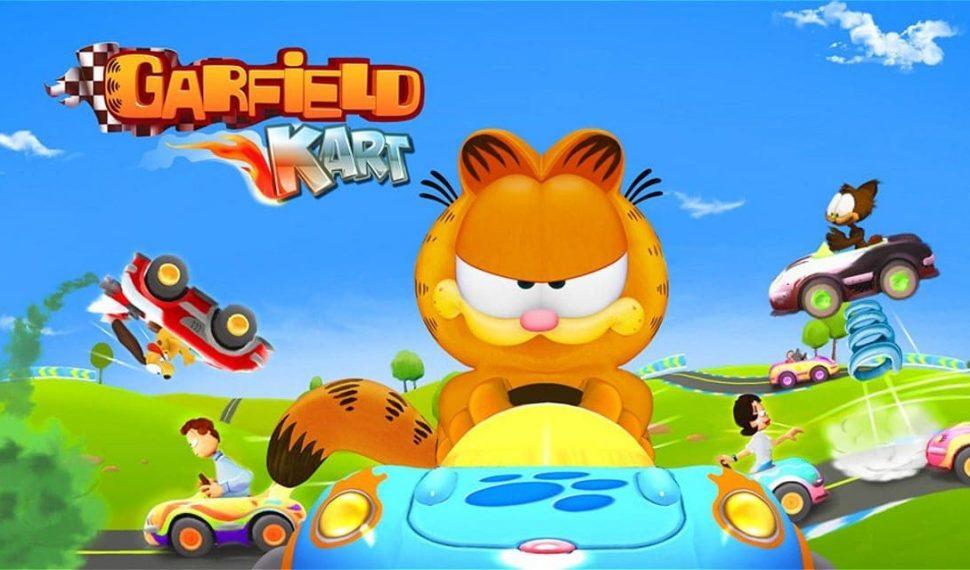 Garfield Kart Furious Racing llega a las tiendas