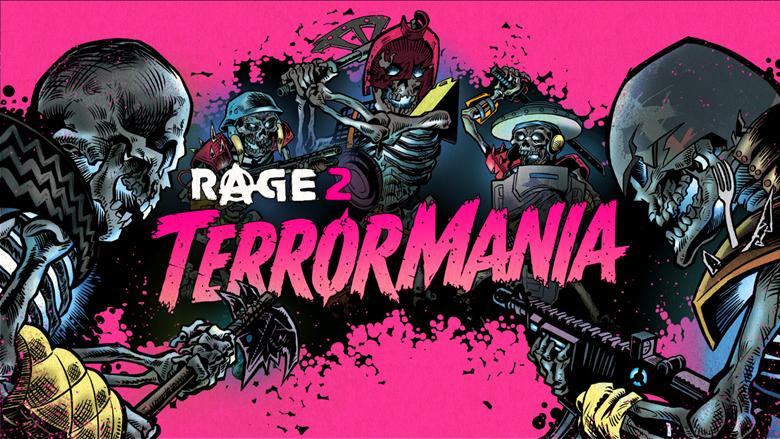 Rage 2: TerrorMania verá la luz el 14 de noviembre
