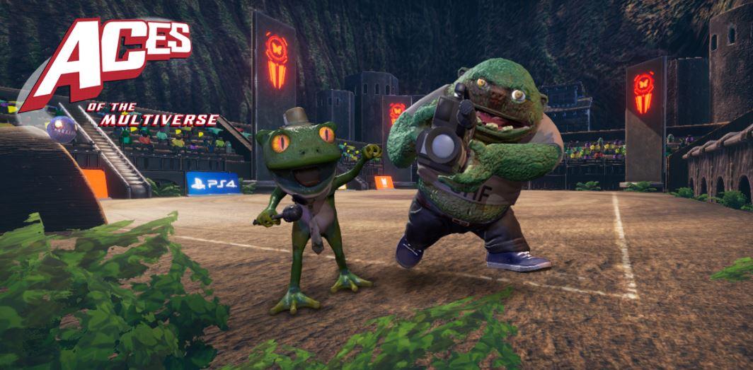 Aces of the Multiverse llega en exclusiva para PlayStation®4