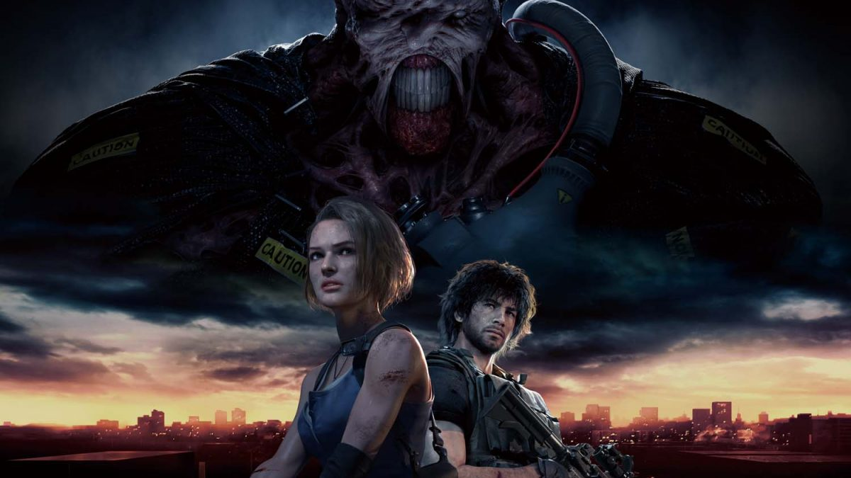 Nostalgia contra el virus:  Resident Evil 3 y Final Fantasy VII