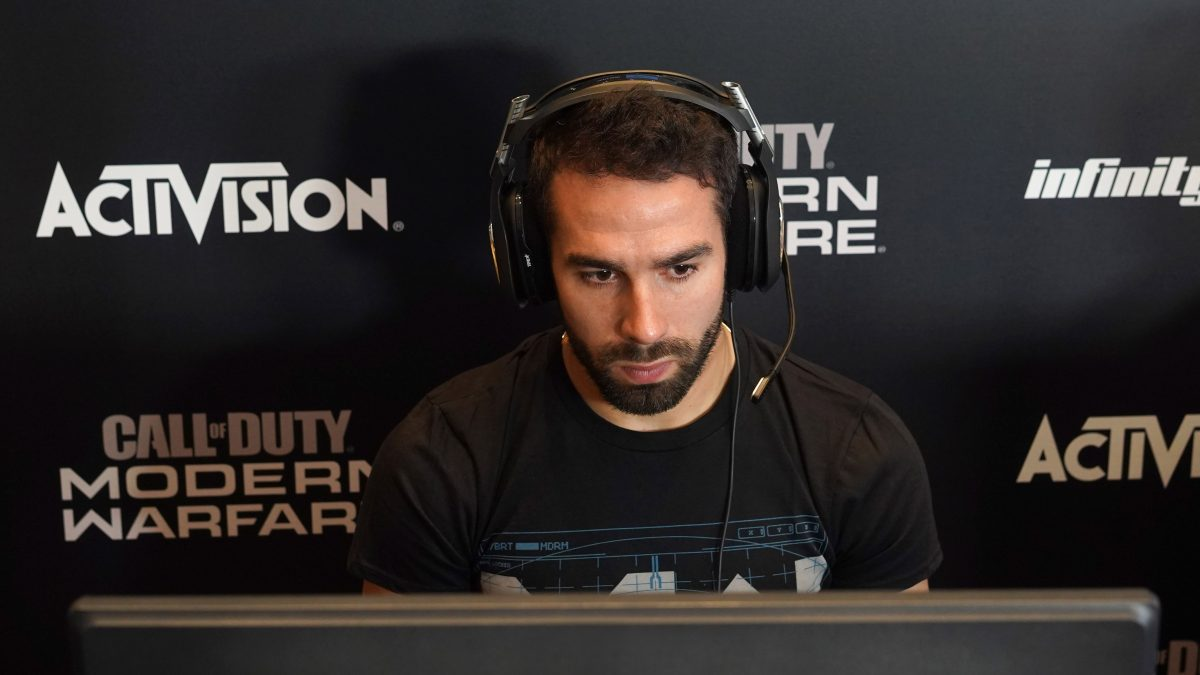 Dani Carvajal se une a la temporada uno de Call of Duty: Modern Warfare