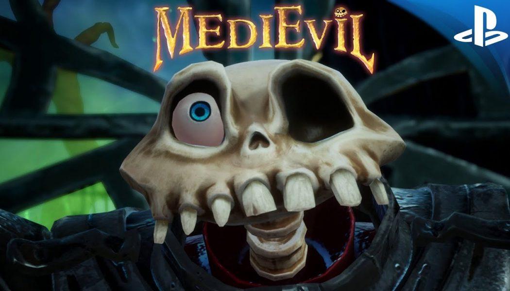 La demo del remake del clásico MediEvil vuelve a estar disponible en PlayStation Store