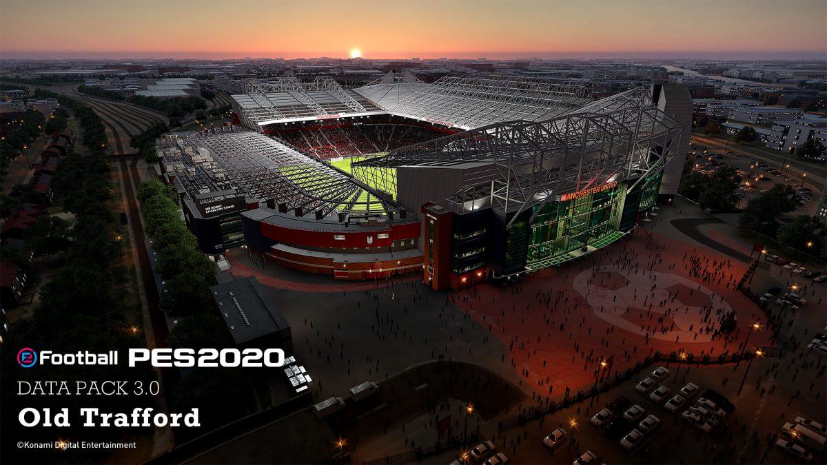 Ya disponible el data pack 3.0 de eFootball PES 2020 y plantillas de clubes colaboradores