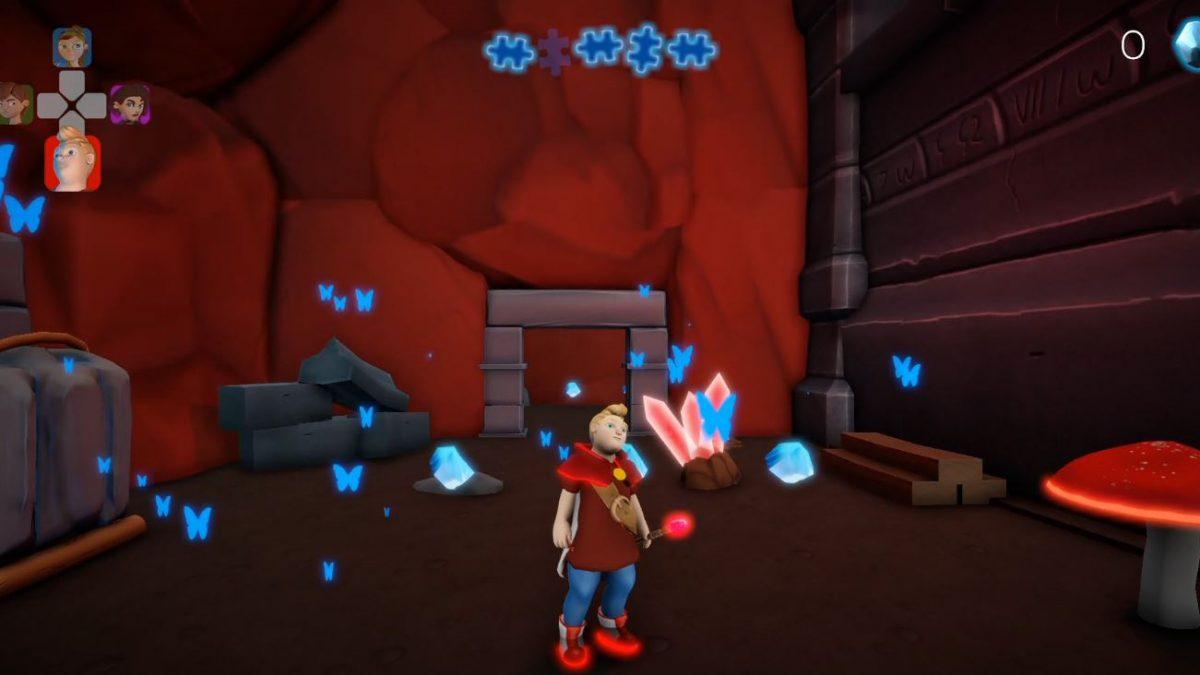 Treasure Rangers, el juego de PlayStation que visibiliza el autismo