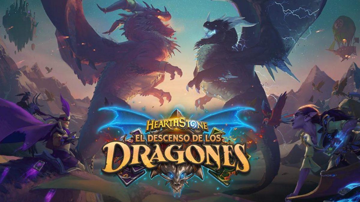Hearthstone El Descenso de los Dragones ya está disponible