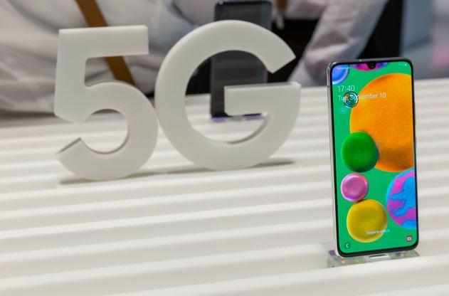 Samsung vendió 6,7 millones de móviles 5G en el mundo en 2019