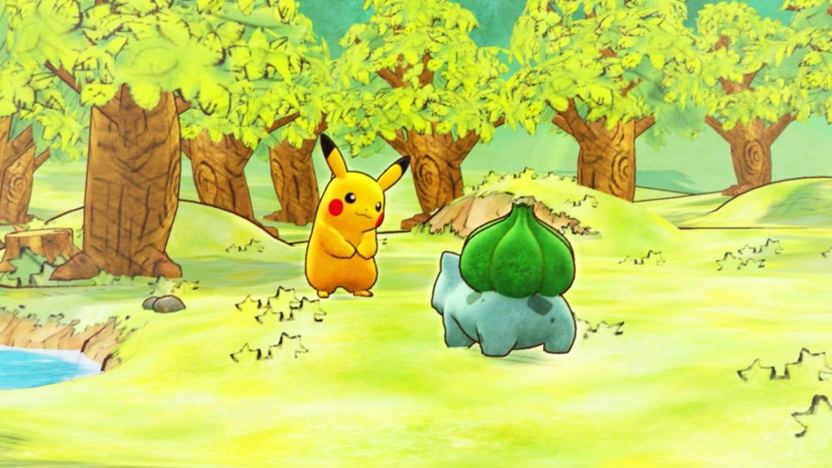Un remake de «Pokémon Mundo Misterioso» llegará a Switch en marzo