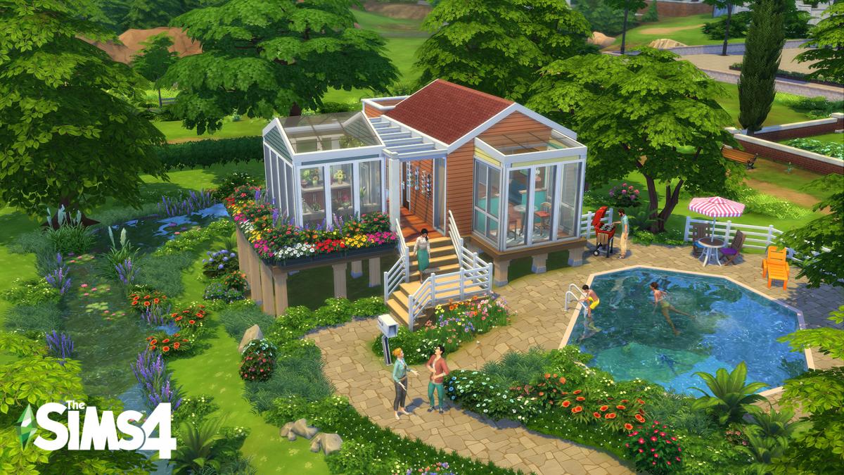 Llegan Los Sims 4 Minicasas, el pequeño-gran pack de accesorios