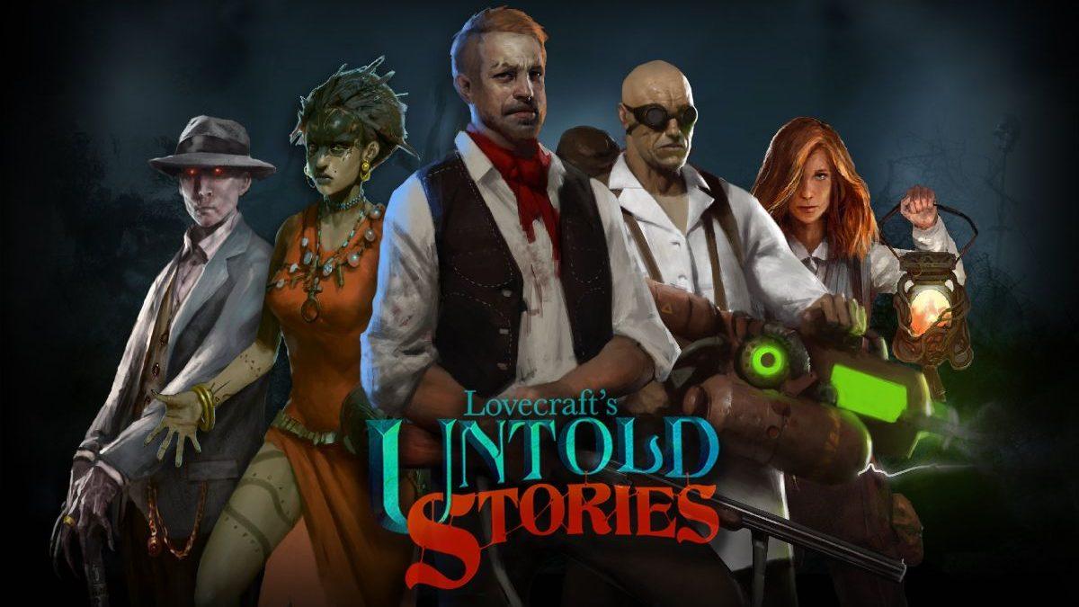 Lovecraft's Untold Stories dio el salto a través de dos ediciones diferentes