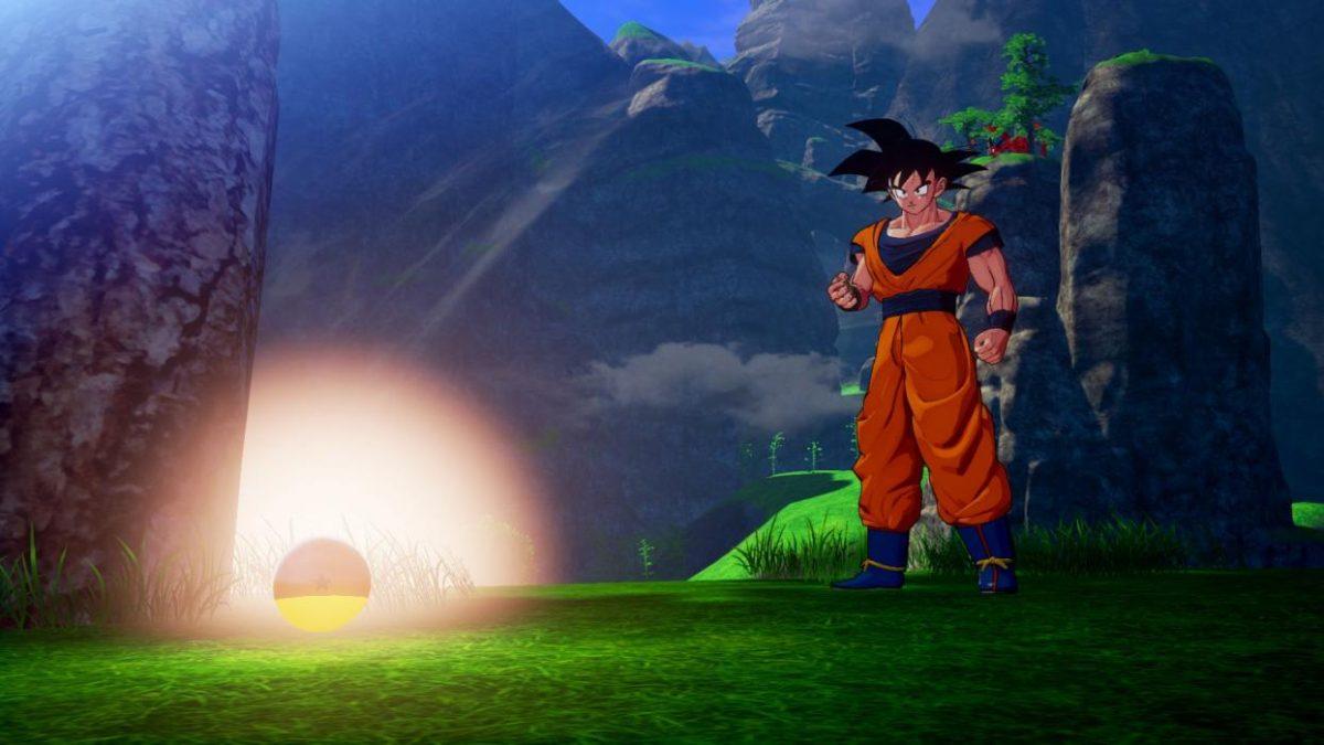 Consigue las 7 Bolas de Dragon y convoca a Shenron en Dragon Ball Z: Kakarot