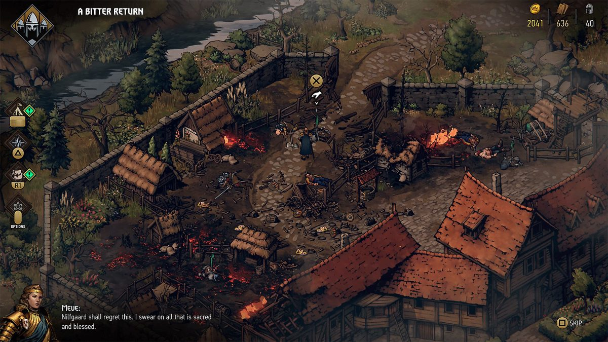 Thronebreaker: The Witcher Tales llega a Nintendo Switch