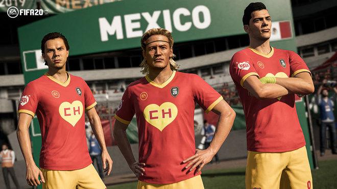 El videojuego FIFA 20 homenajea a «Chapulín Colorado»