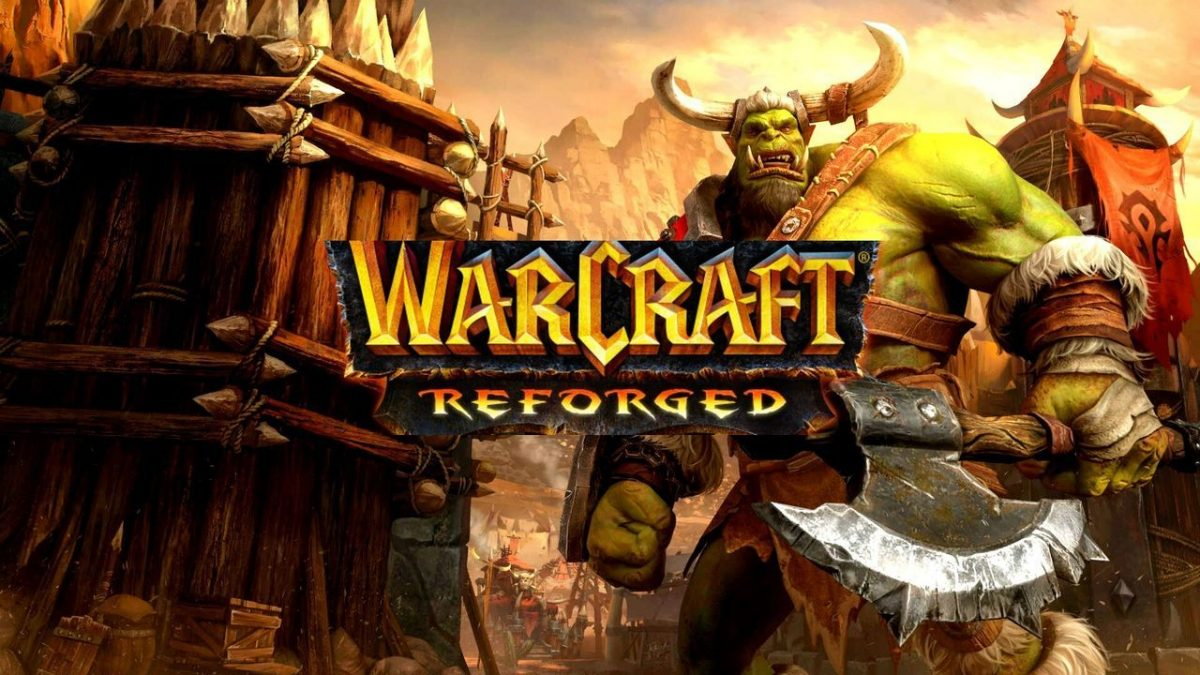 Ya está disponible Warcraft III: Reforged